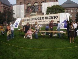 Mass Hunger Clinic