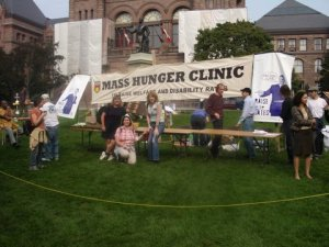 Mass Hunger Clinic